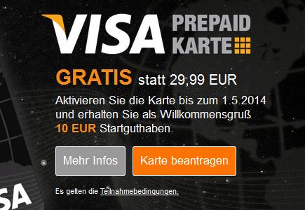 prepaid kreditkarte vorteile nachteile