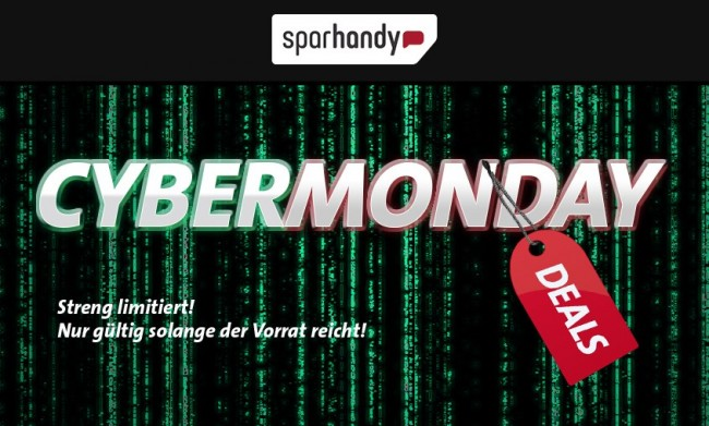 sparhandy cybermonday angebote