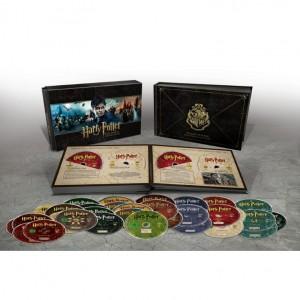 Harry Potter Hogwarts Collection (1-7.2) - (31 Blu-ray) günstig kaufen