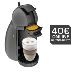 krups dolce gusto piccolo kp1002 kaffeeautomat 40 gutschein f r 29. Black Bedroom Furniture Sets. Home Design Ideas