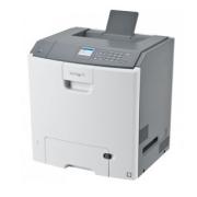 LEXMARK C746dn Farblaserdrucker 41G0070 (A4, Drucker, Duplex, Netzwerk, USB)