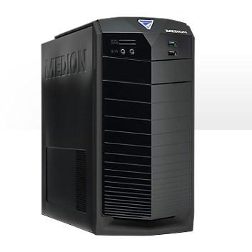 medion akoya p5242 dr gaming desktop pc günstig kaufen