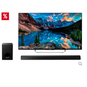 sony led tv kdl50w805 50 full hd ht ct80 soundbar f r 784 99. Black Bedroom Furniture Sets. Home Design Ideas