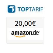 Strom/Gasanbieter wechseln und jeweils 20€ Amazon.de Gutschein erhalten