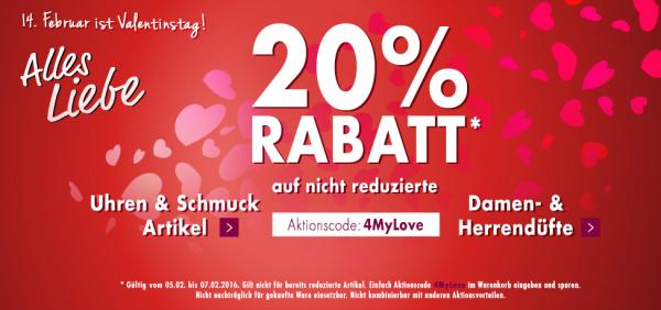 3c690b4685 Karstadt: 20% Rabatt auf Uhren, Schmuck und Düfte MonsterDealz.de