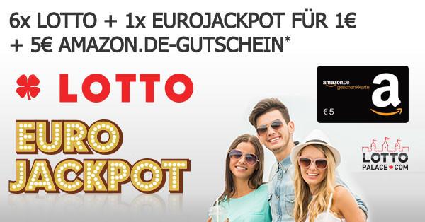 Lottopalace Gutschein