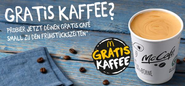 gratis kaffe mcdonalds