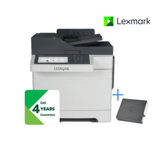 lexmark cx510de multifunktions farblaserdrucker wlan. Black Bedroom Furniture Sets. Home Design Ideas
