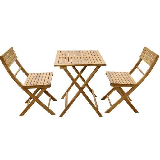 Gartenset Akazie Von Ambia Tisch Inkl 2 Stühle Für 4385