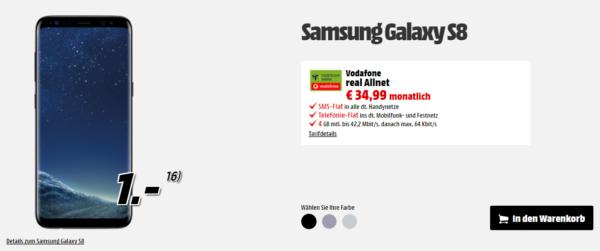 Md Real Allnet Vodafone Vertrag Allnet Sms Flat 4 Gb