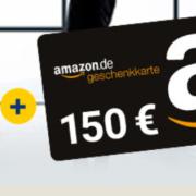 *KNALLER* 150€ Amazon.de Gutschein + 2 Freiflüge bei der Postbank bei Giro Extra Plus Eröffnung