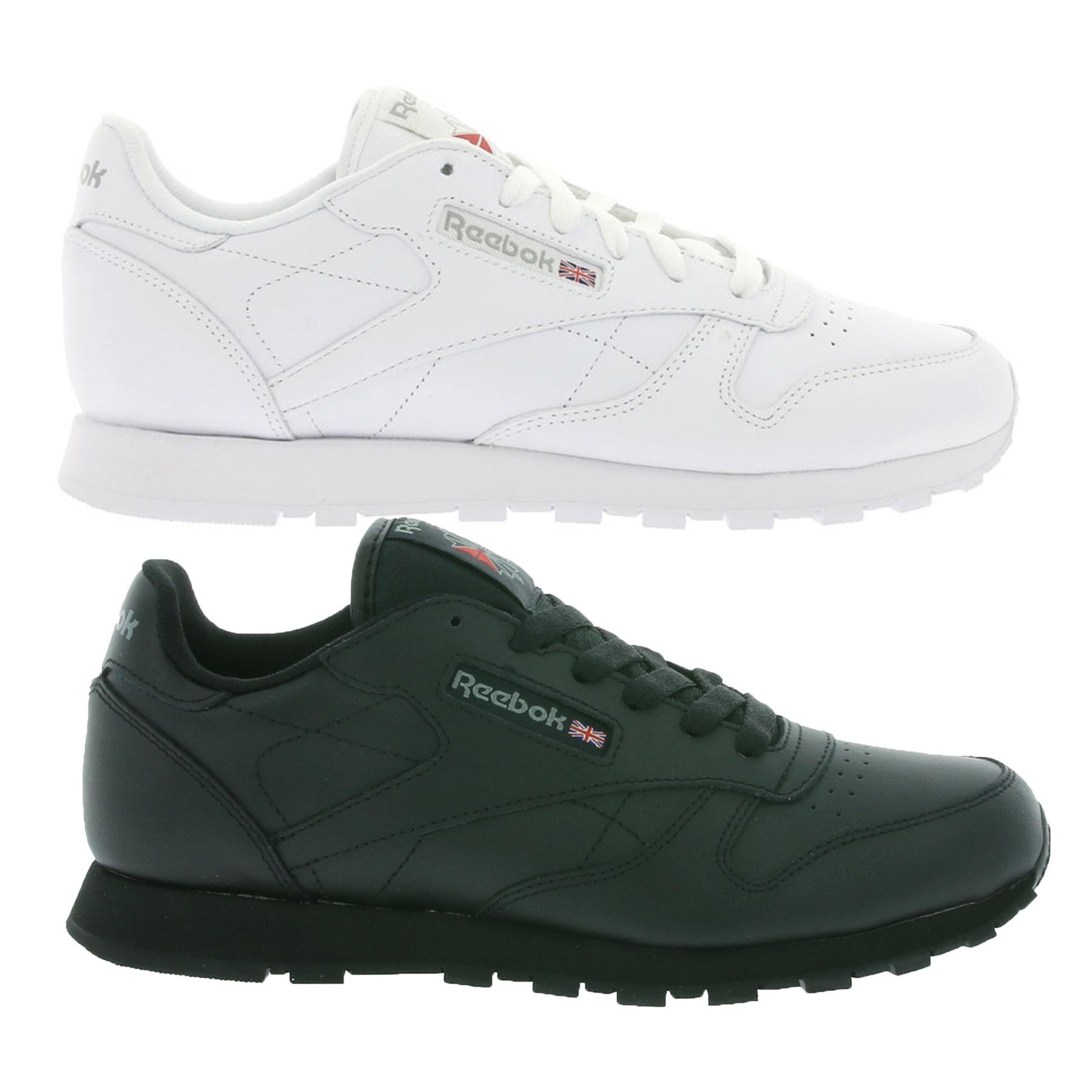 Reebok Classic Leather Kinder Echtleder Sneaker für je 29,99