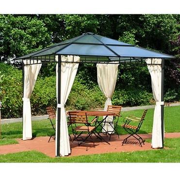 leco hardtop pavillon inkl seitenteile f r 459 99. Black Bedroom Furniture Sets. Home Design Ideas