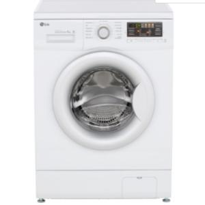 lg f 14b8 tda7h waschmaschine mit 8 kg fassungsverm gen. Black Bedroom Furniture Sets. Home Design Ideas