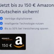 *WIEDER DA* *TIPP* Clark: Bis zu 150€ Prämie als Amazon-Gutscheine - Versicherungen verwalten und übertragen