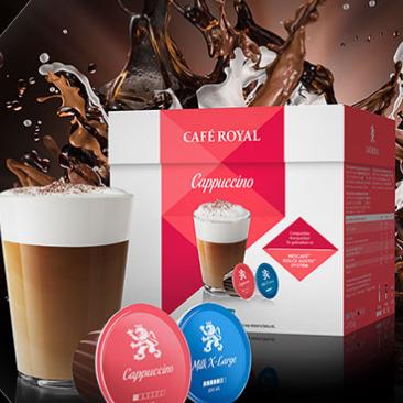nur heute 30 rabatt im caf royal shop z b kompatible nespresso nescaf dolce gusto. Black Bedroom Furniture Sets. Home Design Ideas