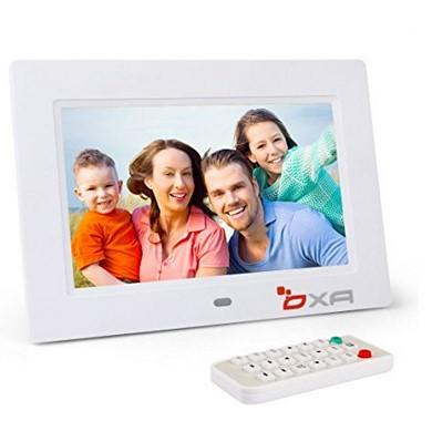 oxa 7 zoll 4g hd digitaler bilderrahmen mit mp3 und video wiedergabe f r 26 59. Black Bedroom Furniture Sets. Home Design Ideas