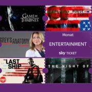 *TIPP* Sky: Entertainment bis Ende November für ~2€ (statt 19,98€)