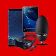 *KRACHER* Sehr starke MediaMarkt Best of Samsung-Aktion - sogar als Schubladenvertrag nutzbar!