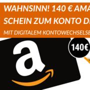 VW Girokonto eröffnen und 140€ Prämie kassieren!