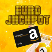 *KNALLER* 6x Eurojackpot spielen 4€ bezahlen + 10€ als Bonus-Deal = garantiet 6€ Gewinn!