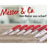 Gefro: 20% Gutschein z.B. 4x Victorinox Gemüsemesser (+ ein Messer gratis) für 10,88€