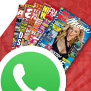 GRATIS Jahresabo eurer Wunschzeitschrift (z.B. Focus im Wert von 218,40€) für alle WhatsApp-News Abonnenten