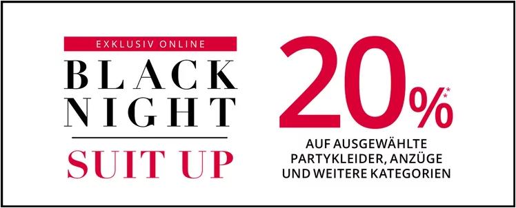 sports shoes 1db66 a92b0 TOP* Peek & Cloppenburg* : 20% Rabatt auf Partykleider ...