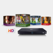 SKY Komplett inkl. HD und UltraHD mit Pro UHD Receiver für 43,75€/Monat + 100€ Cashback