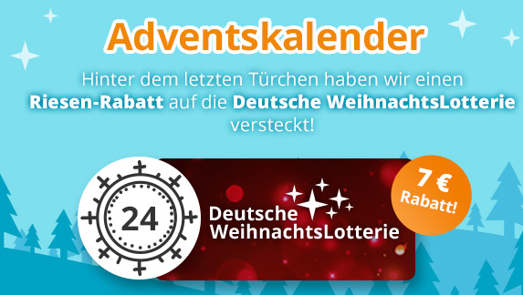 Lottohelden Adventskalender