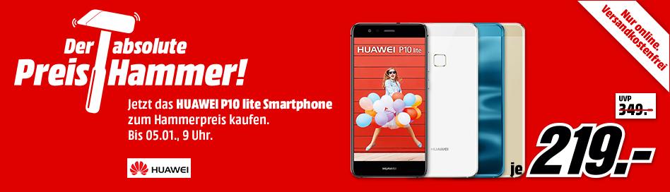 Mediamarkt Preishammer Huawei P10 Lite 32 Gb In Verschiedenen