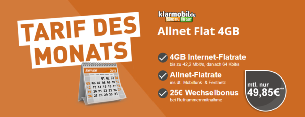 klarmobil allnet flat 4gb im vodafone netz inkl apple iphone x 64gb smartphone f r 49 85 monat. Black Bedroom Furniture Sets. Home Design Ideas