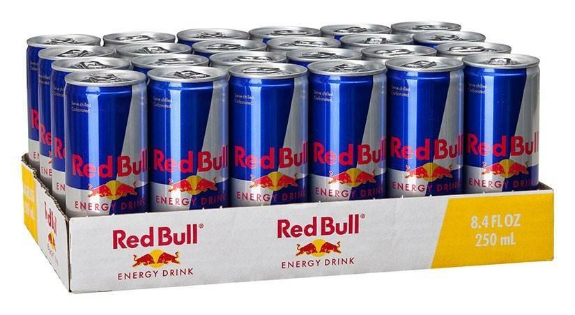 Kühlschrank Von Red Bull : Red bull 24 er kiste für 19 99u20ac monsterdealz.de