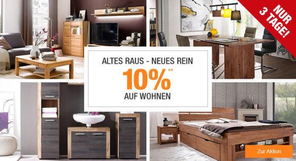 plus 10 rabatt auf die kategorie wohnen im online shop z b home deluxe led bett astro 140. Black Bedroom Furniture Sets. Home Design Ideas
