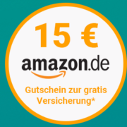 *KRACHER* Haftpflichtversicherung für 12 Monate gratis + 15€ Amazon.de Gutschein