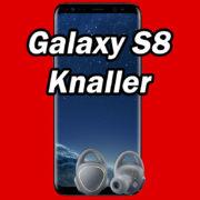 *KNALLER* D2 Flat Allnet Comfort-Tarif (Allnet-Flat, 1GB 3G) + Samsung Galaxy S8 einmalig für 99€ +Samsung Gear IconX (2018) für 19,99€/Monat - effektive Ersparnis 2,32€/Monat