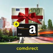 *KNALLER* 150€ Bonus für kostenloses comdirect Depot (schufafrei) + 50€ Aktivitäsprämie möglich