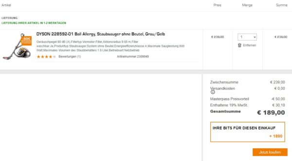 staubsauger ohne beutel dyson simple dyson dc animal turbine staubsauger ball watt bodendse mit. Black Bedroom Furniture Sets. Home Design Ideas