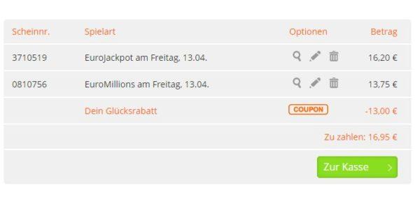 Neu Und Bestandskunden Lottohelden 8x Eurojackpot 24 Mio 5x