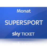 *CHAMPIONS LEAGUE  SCHALKE-MAN CITY* Sky Supersport-Ticket bis Ende März für 9,99€