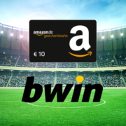 *TOP* bwin: 10€ einsetzen + 10€ Amazon.de Gutschein sichern + 100% Bonus (Neukunden)