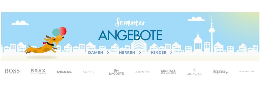 TIPP* Engelhorn: Summer Sale mit bis zu 70% Rabatt + 5