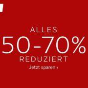 OTTO Shopping Festival -  bis zu 70% reduziert
