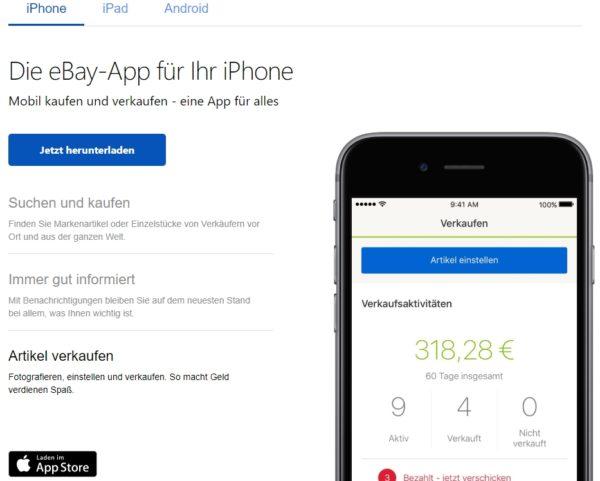 Ebay 10 Rabatt Auf Alles Ohne Münzen über Die Ebay App Deal
