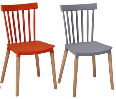 Mömax Doppelpack Stühle Celine In Verschiedenen Farben Für 2180