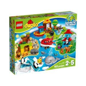 Duplo Weihnachten.Lego Duplo 10805 Einmal Um Die Welt Für 59 94 Monsterdealz De