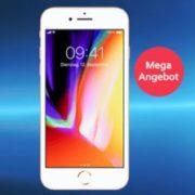 *TOP* o2 Free M mit 10GB LTE ab 10,66€/Monat (dank 110€ Amazon.de-Gutschein + iPhone 8-Verkauf)