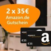 Strom/Gasanbieter wechseln und je einen 35€ Amazon.de-Gutschein abstauben!