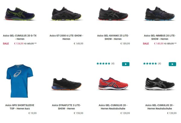 SchuheBekleidung Runners SchuheBekleidung Runners ASICS Point20Rabatt Point20Rabatt auf auf Runners ASICS wnO0Pk