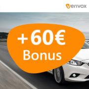 *TOP* Verivox: Kfz-Versicherung wechseln + 60€ Amazon Gutschein